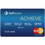 The SelfScore Achieve MasterCard