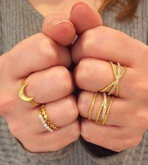 5折 + 免邮Bauble Bar 精选新款戒指、项链及配饰热卖