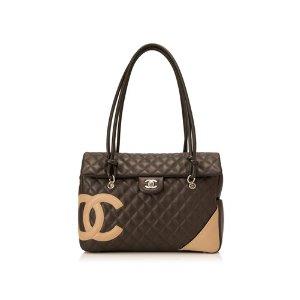 Chanel Cambon Shoulder Bag