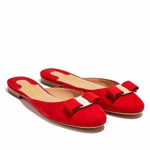 Vara Bow Mule Shoes