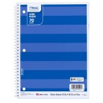 Mead Wide Ruled 70 Sheets Notebook
