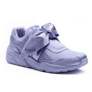 FENTY Puma x Rihanna Women's Satin Bow Sneakers | Bloomingdale's