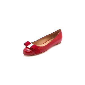Varina Flats 蝴蝶结平底鞋