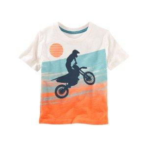 Toddler Boy Moto Surf Tee | OshKosh.com