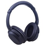 Wireless& Wired Bluetooth Over Ear Cushioned Headphones with Active Noise Cancelling