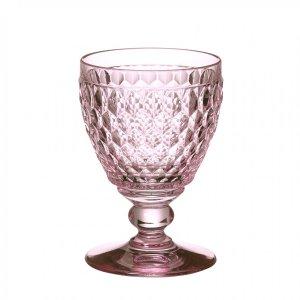 Boston Colored Goblet : Rose 14 oz - Villeroy & Boch