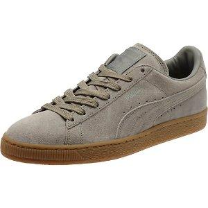 Suede Classic + Men's Sneakers - US