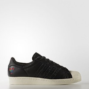 adidas Superstar 80s CNY Shoes - Black | adidas US