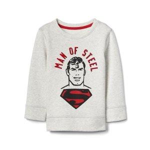 babyGap | DC™ superhero crew sweatshirt