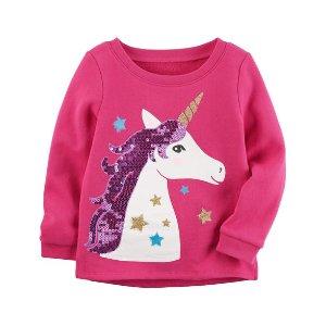 Unicorn Fleece Sweatshirt