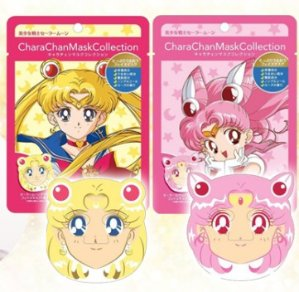 $5.72 Sailor Moon Animation Face Mask @Amazon Japan