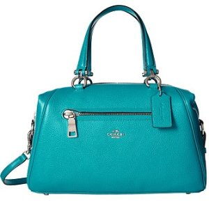 $129.99COACH Womens Pebbled Primrose Satchel