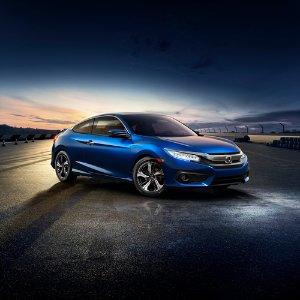 十代传奇,回归初心2017款 Civic Coupe 双门轿车