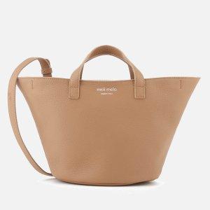 meli melo Women's Rosalia Mini Floater Bag - Light Tan - Free UK Delivery over £50