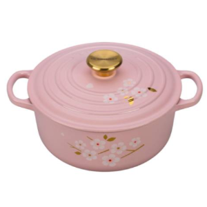 Le Creuset Sakura 2 3/4 Quart Round French/Dutch Oven