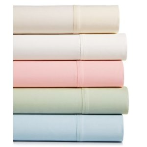CLOSEOUT! Bleecker 4-pc. Sheet Sets, 410 Thread Count Pure Cotton, Created for Macy's