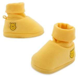 Winnie the Pooh Costume Shoes for Baby