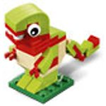 Dinosaur Model Building Event @ LEGO Stores