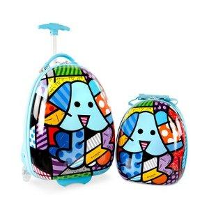 Heys Britto Blue Dog 2-Pc. Luggage & Backpack Set - Kids' Luggage - Luggage & Backpacks - Macy's