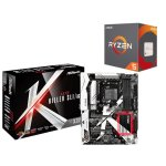 AMD Ryzen 5 1600X Processor w/ ASRock X370 Killer Motherboard