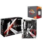 AMD Ryzen 5 1600X处理器 + ASRock X370 Killer 主板套装