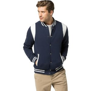 SIGNATURE KNIT BOMBER | Tommy Hilfiger