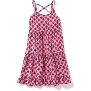 Tiered Cami Swing Dress for Girls