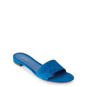 Bluette Single Band Slide Sandals
