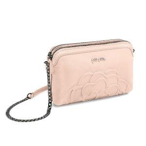 SANTORINI FLOWER BAG Leather - SB15L076ALP