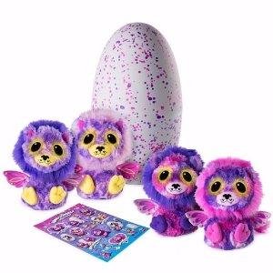 满$50立减$10或满$100立减$25Target 玩具热卖,Hatchimals、惊喜宝贝蛋都有