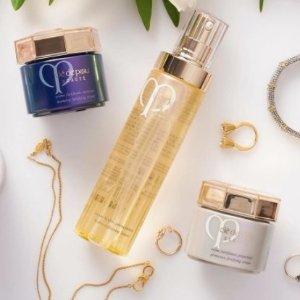 Get 5-Pc Free Giftwith $350 Clé de Peau Beauté Beauty Purchase @ Saks Fifth Avenue