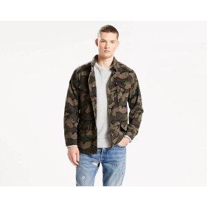 Unlined Field Jacket