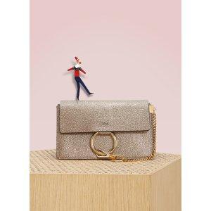 CHLOE - Faye small shoulder bag