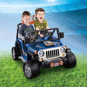 Up to 25% Off Select Power Wheels @ Amazon.com