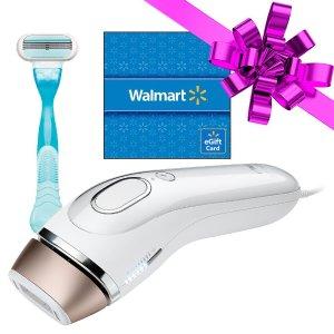 Free $30 eGC+Venus Razor for $299.99Gillette Venus Silk-expert IPL 5001 (Intense Pulsed Light) Body Hair Removal System