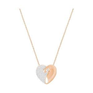 Guardian Necklace, Medium, White - Jewelry - Swarovski Online Shop