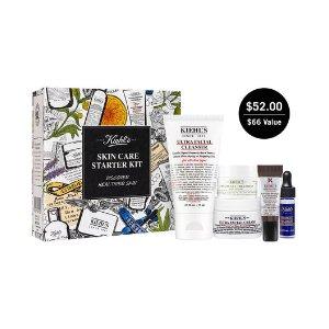 Healthy Skin Essentials Starter Kit - Kiehl's