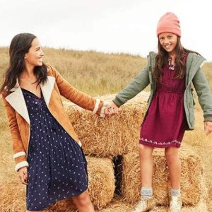 Up to 40% Off+Extra 30% OffEverything @ Old Navy