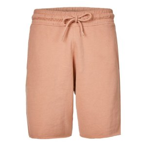 Dusty Pink Raw Edge Jersey Shorts - View All Sale - Sale - TOPMAN USA