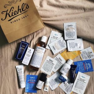 Free 6-pc Giftwith Any Purchase over $75 @ Kiehl's