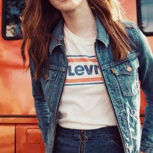 From $14.99Women Jackets Sale @ Levi's