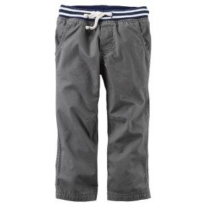 Baby Boy Canvas Utility Pants | Carters.com