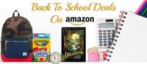 低至$0.97起Amazon 返校特卖 收白菜价书包 文具啦