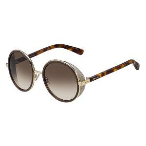 Jimmy Choo Andie - Women's Round Sunglasses