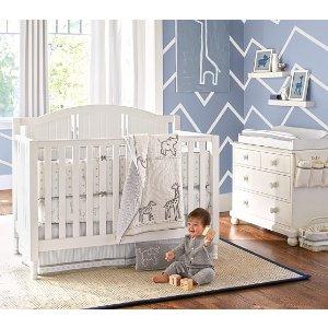 Catalina 3-in-1 Convertible Crib | Pottery Barn Kids