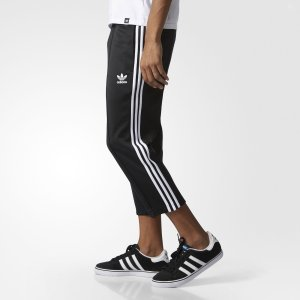 adidas Superstar Relaxed Cropped Track Pants