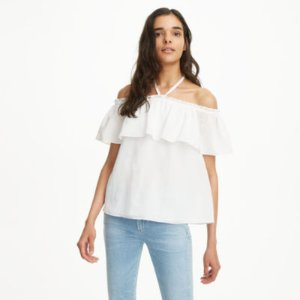 Women | Sleeveless | Preety Top | Club Monaco