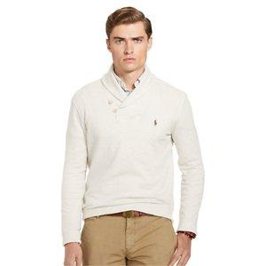 Estate-Rib Cotton Pullover - Sweatshirts � T-Shirts & Sweatshirts - RalphLauren.com
