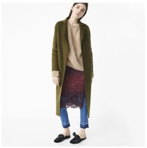 Up to 80% OffWomen's Coats @ Sandro Paris
