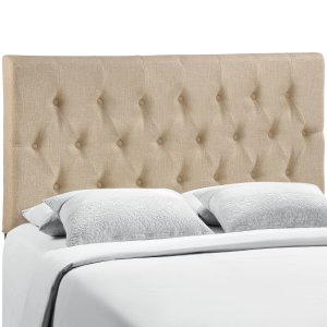 Zipcode Design Sasha Upholstered Panel Headboard & Reviews | Wayfair